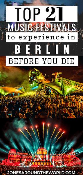 Berlin Music Festivals