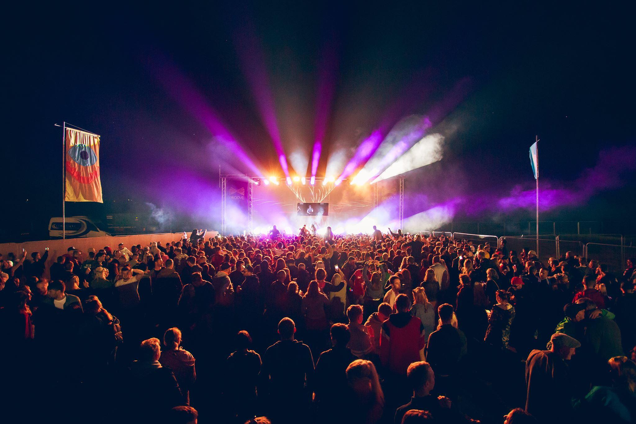 Biggest Festivals Scotland