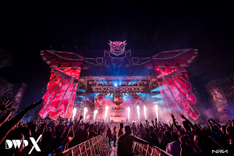 DWPX - Best EDM Festivals in Asia 2020 .