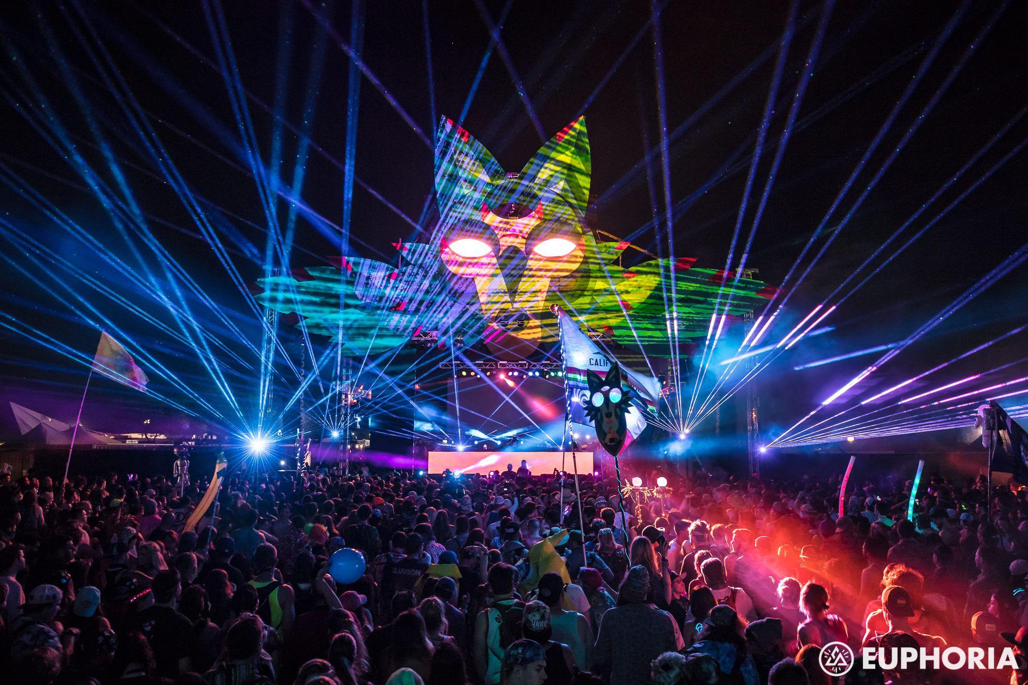 Euphoria - Music Festivals in Texas 2020