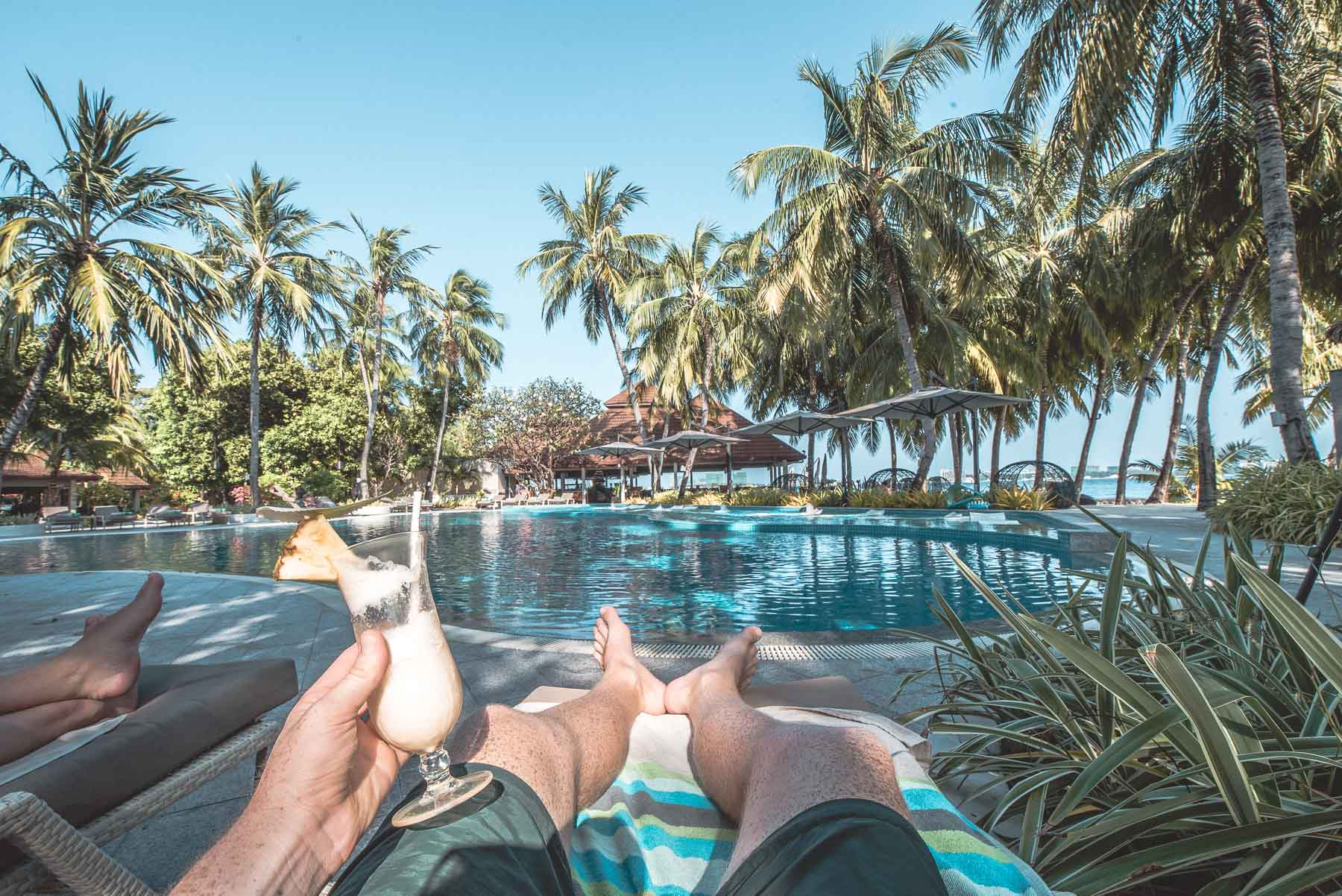 Kurumba Maldives Pool