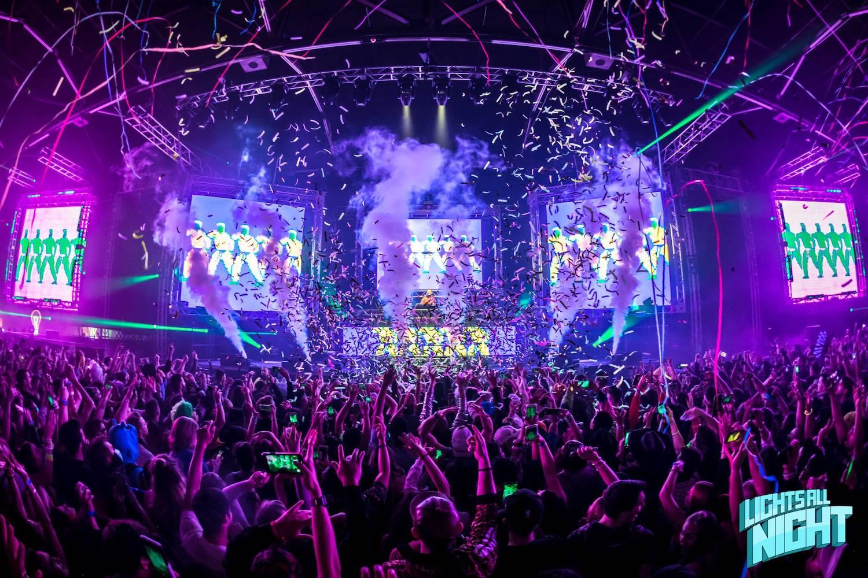 Lights All Night - EDM Festivals in Texas 2020