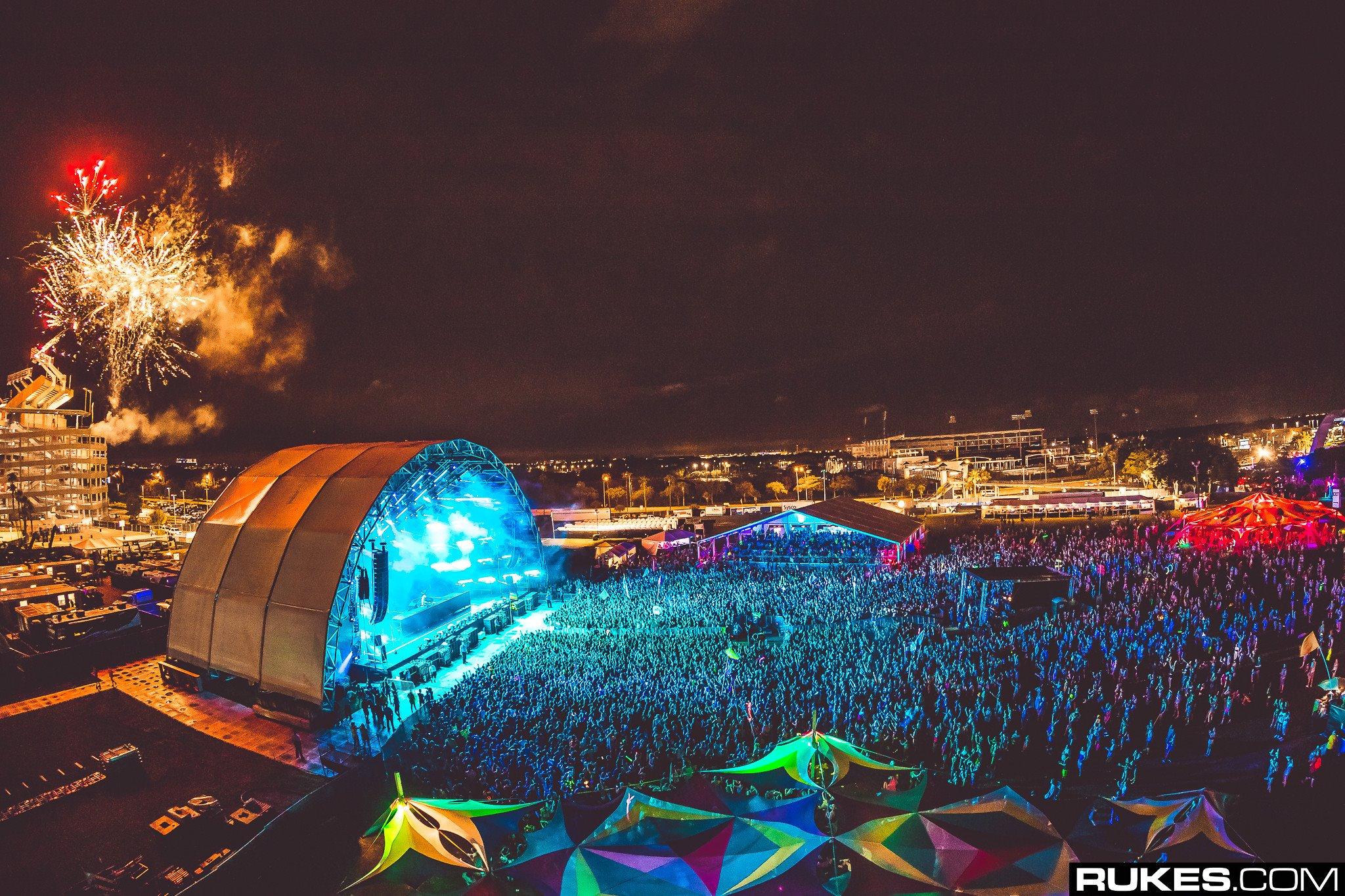 Florida EDM Festivals