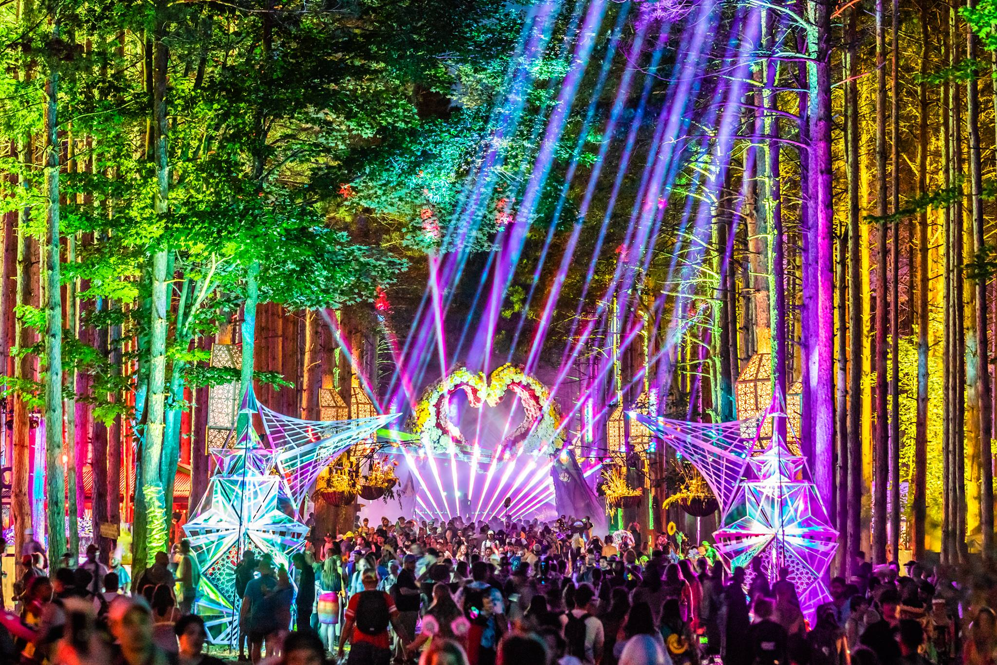 Top 15 Music Festivals In Michigan To Experience This Year