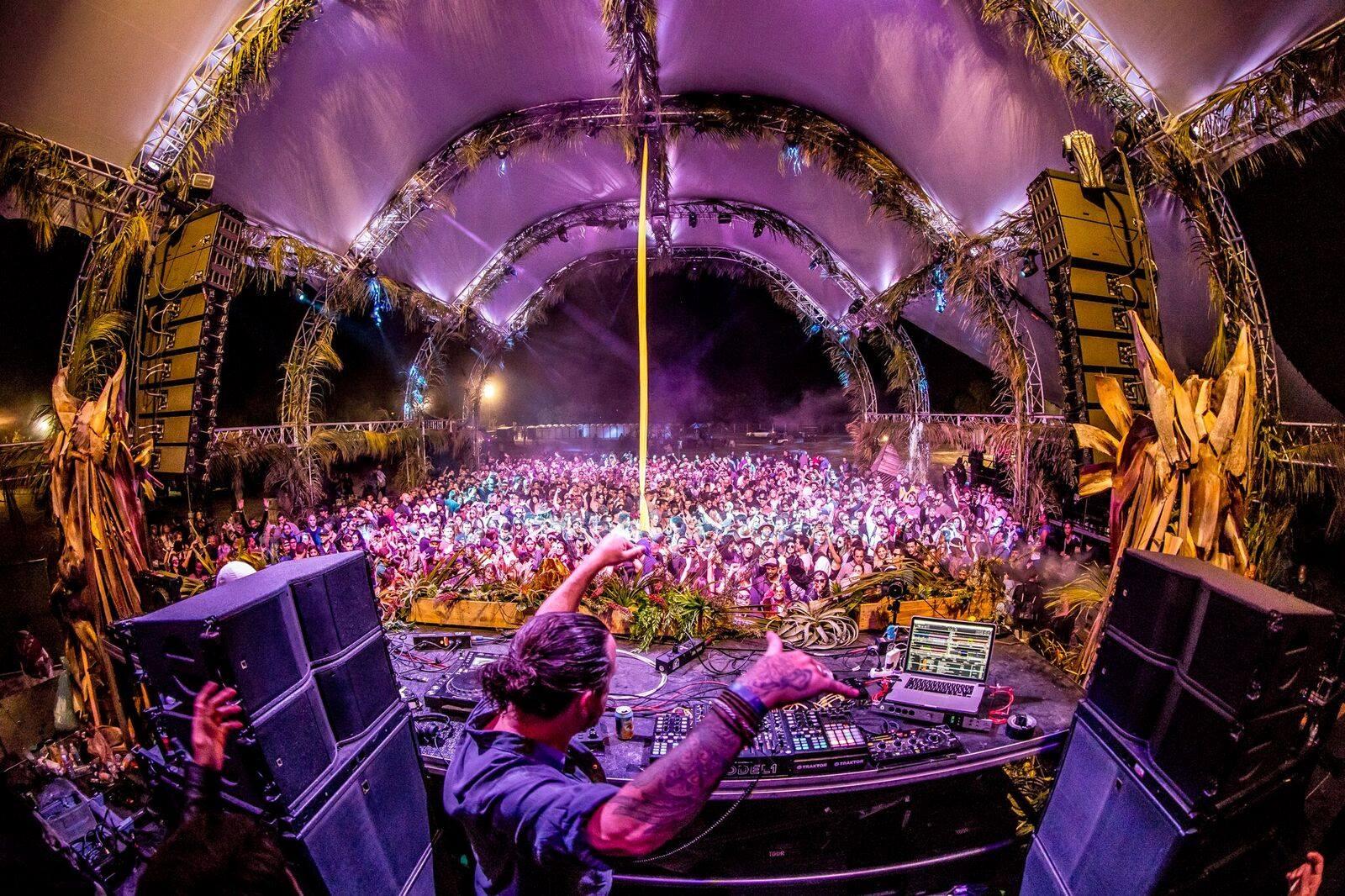 Florida Music Festivals Techno
