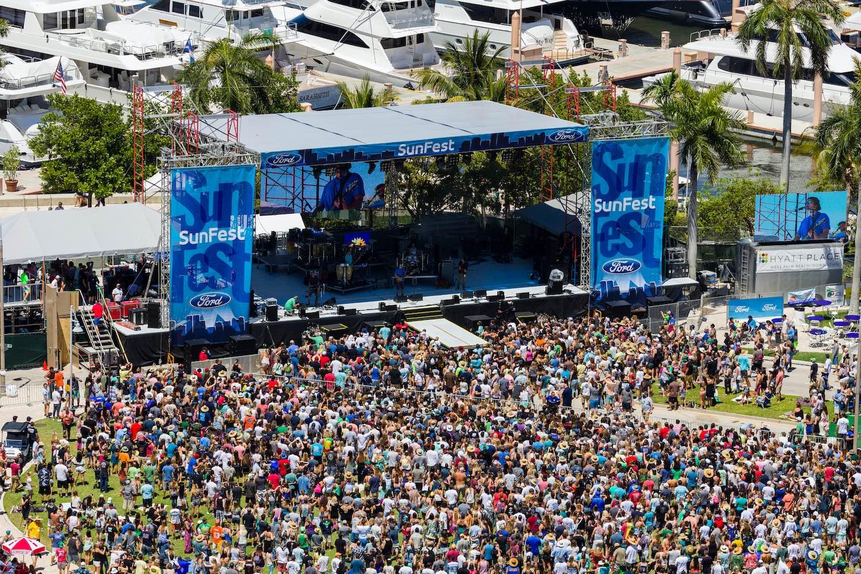 Sunfest - Best Florida Music Festivals 2020