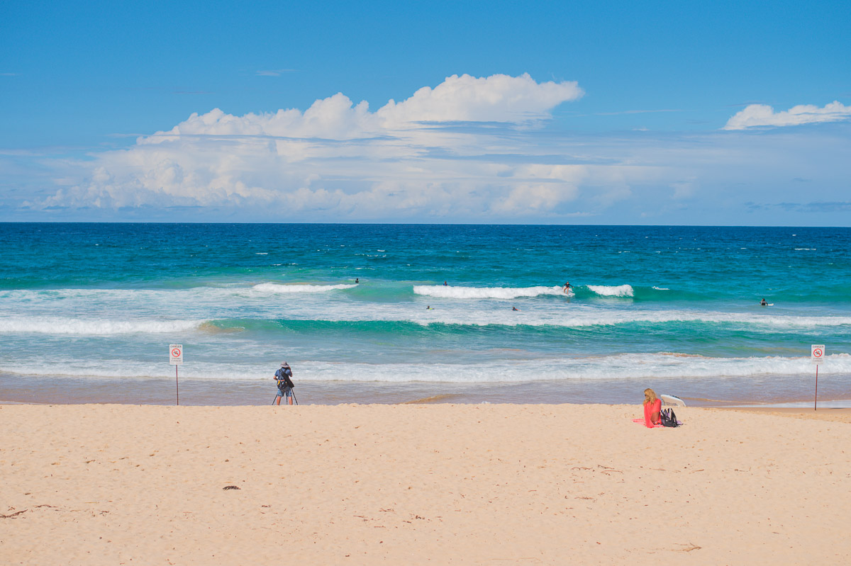 Manly BEach Sydney Itinerary