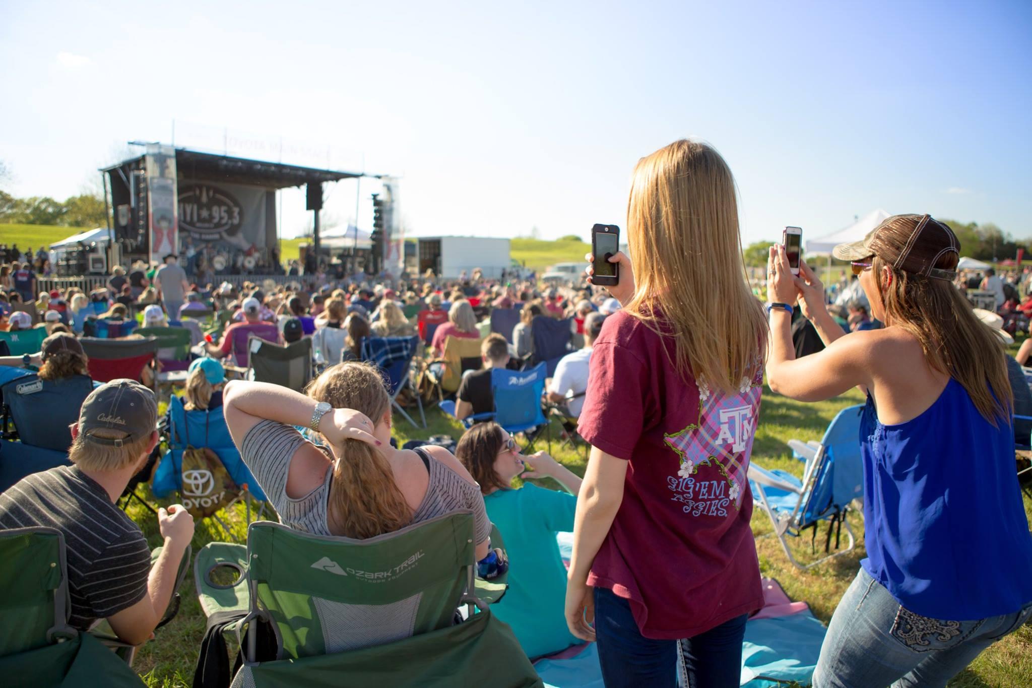Music Festivals in Texas