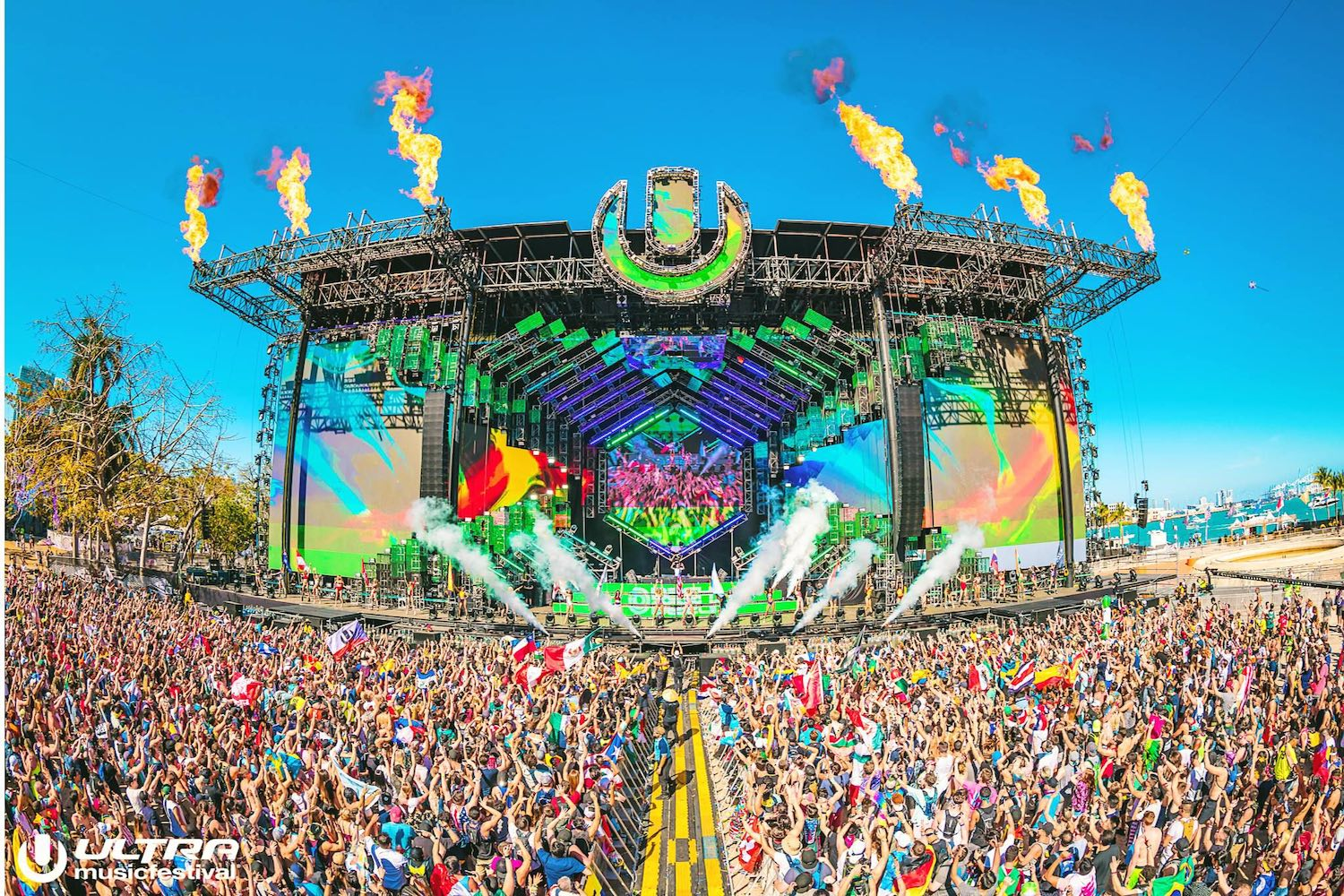Ultra Music Festival 2020 - Best Florida Electronic Festivals