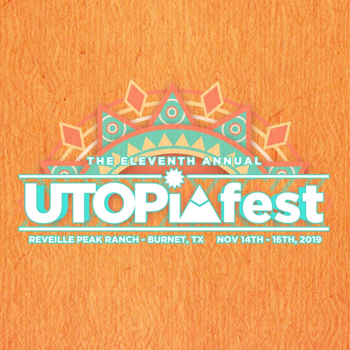 Utopia Fest - Texas Music Festivals 2020