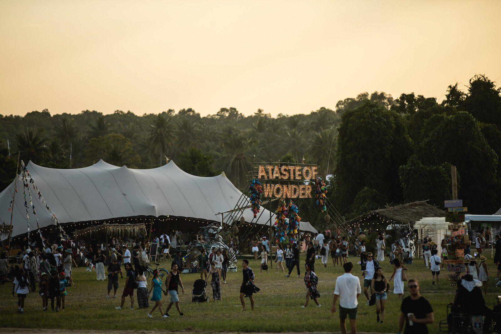 Wonderfruit Festivals - Music Festivals in Asia 2020