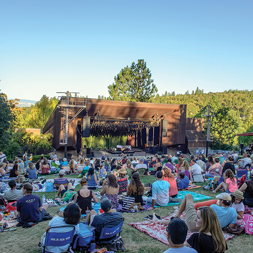 Britt Music and Arts Festival - Oregon Music Festivals 2020