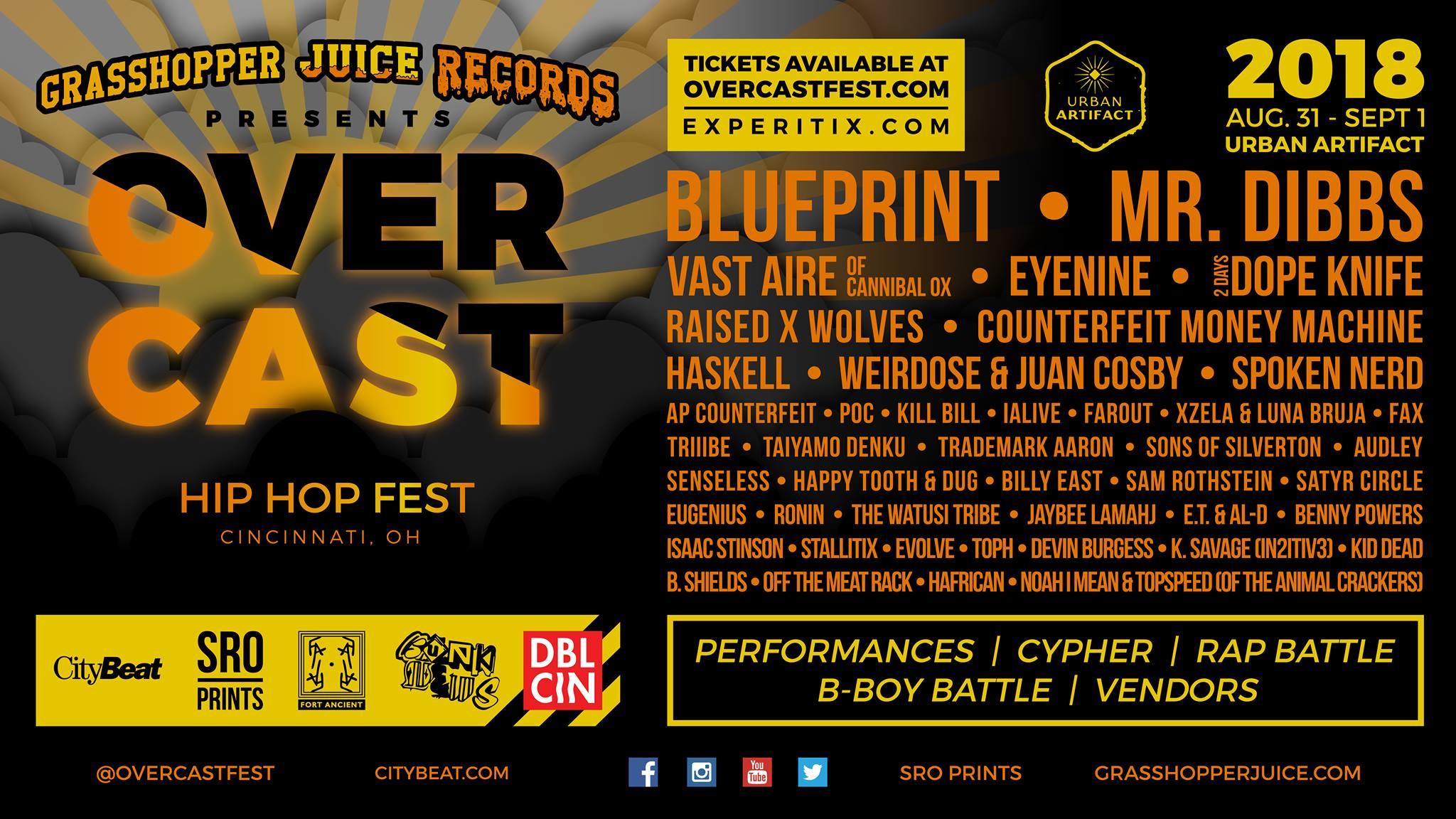 Hip Hop Festivals in Ohio