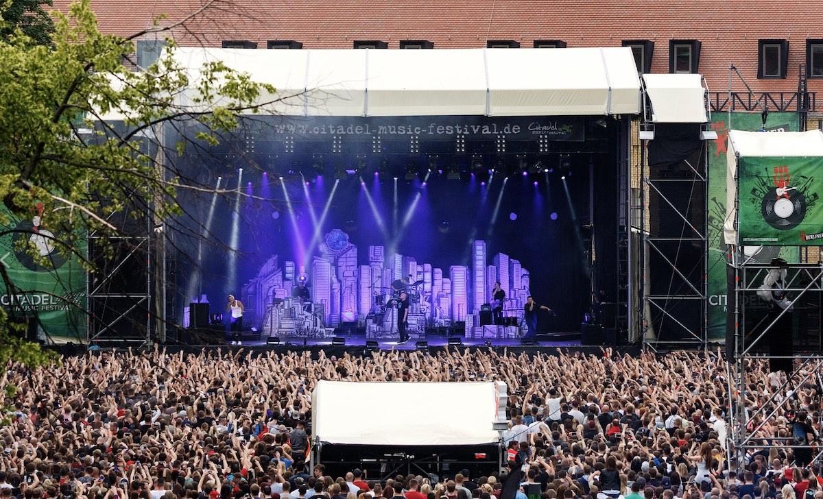 Citadel Music Festival Berlin 2022
