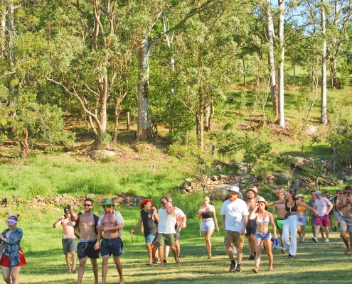 Byron Bay Festivals