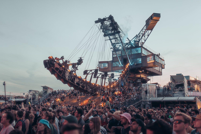 Melt Festival Berlin 2022
