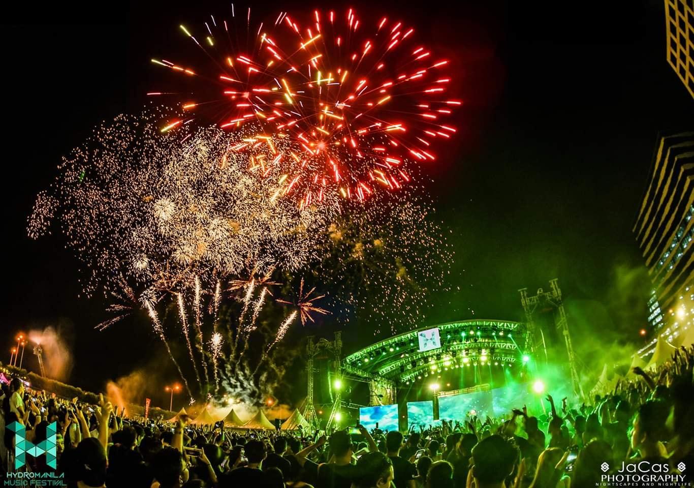 Manila Music Festivals