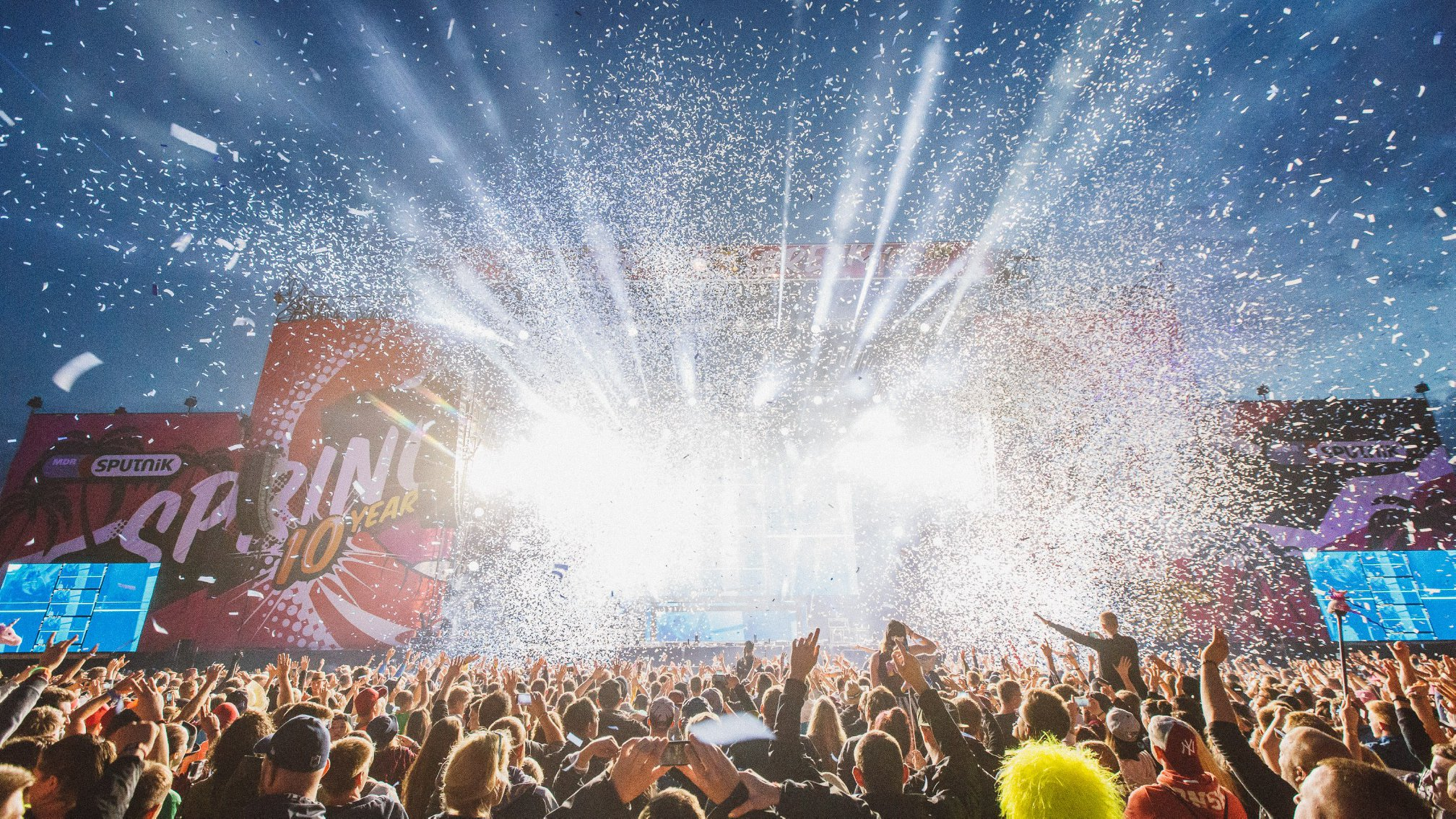EDM Festivals in Germany