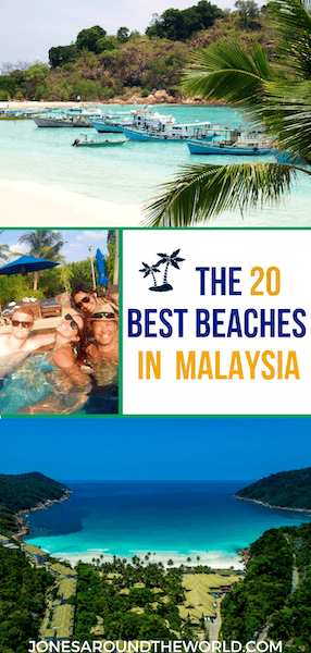 The 20 Best Beaches in Malaysia
