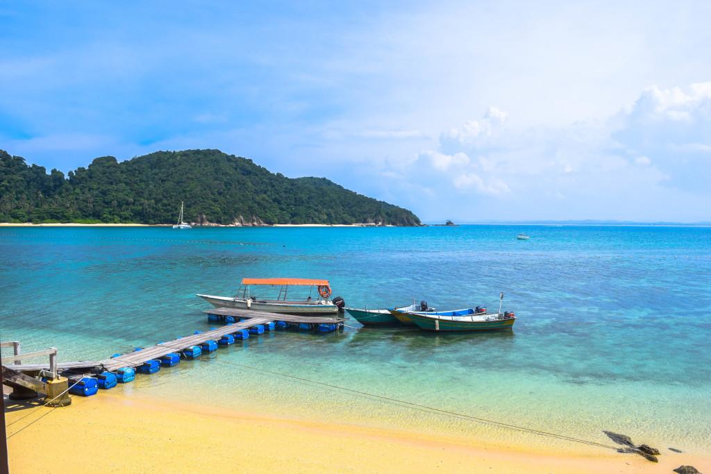 beaches at malaysia