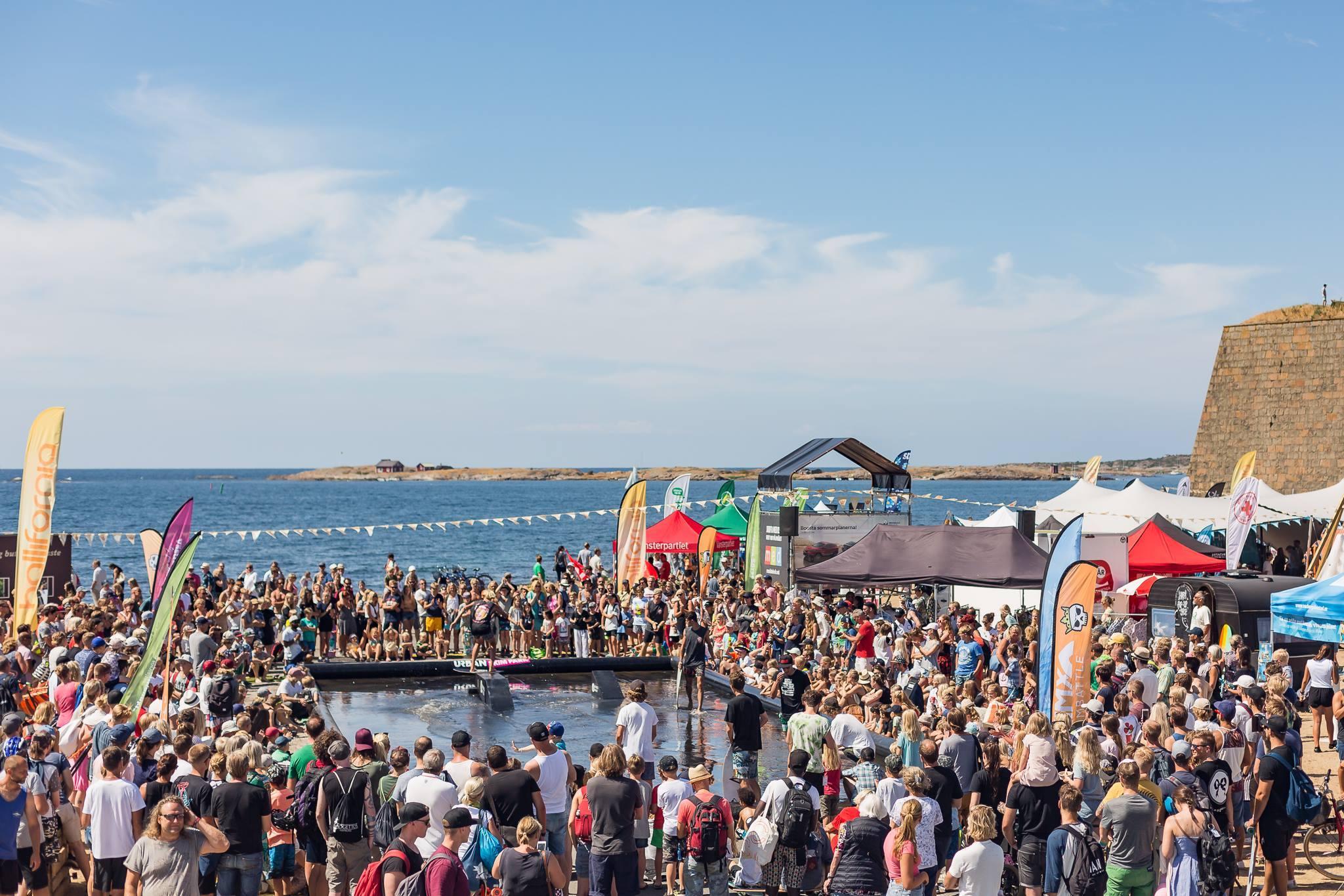 Sweden Beach Festivals