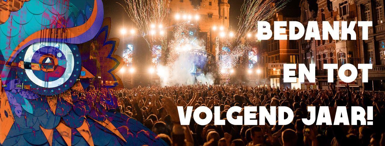 Belgium Music Festivals