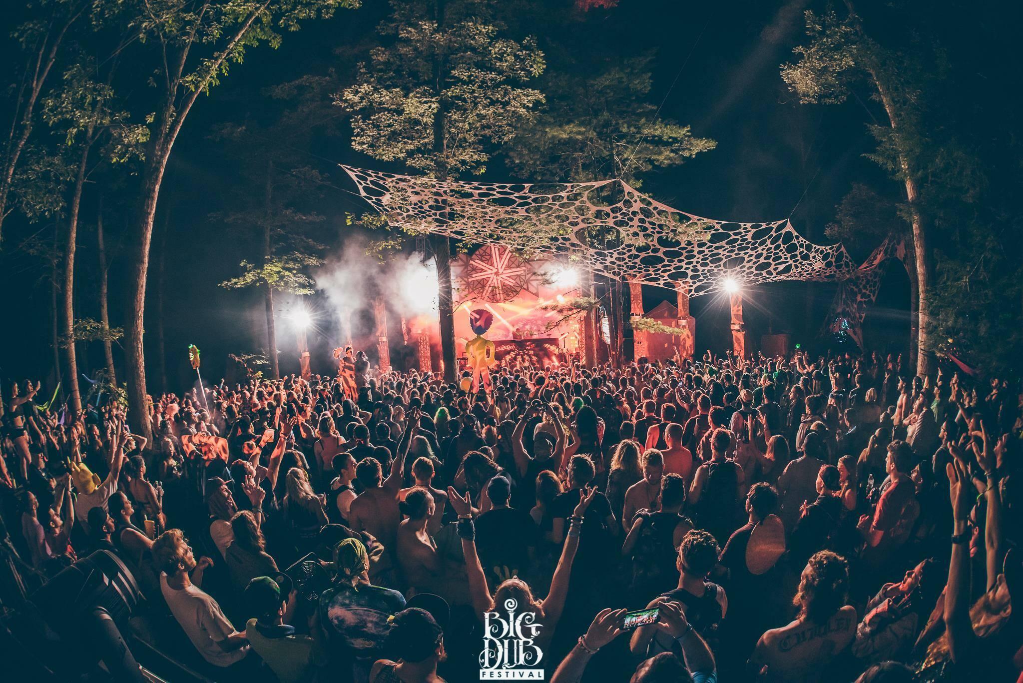 EDM Festivals in PA