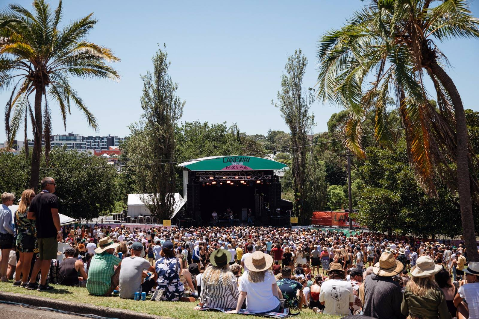 Music Festivals in Brisbane