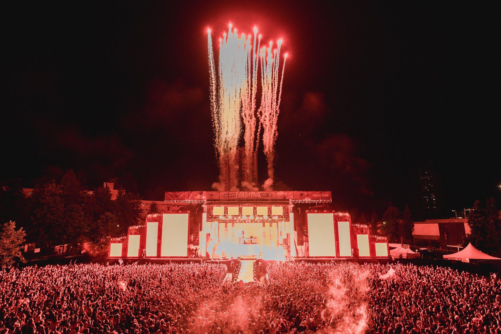 Festivals in British Columbia