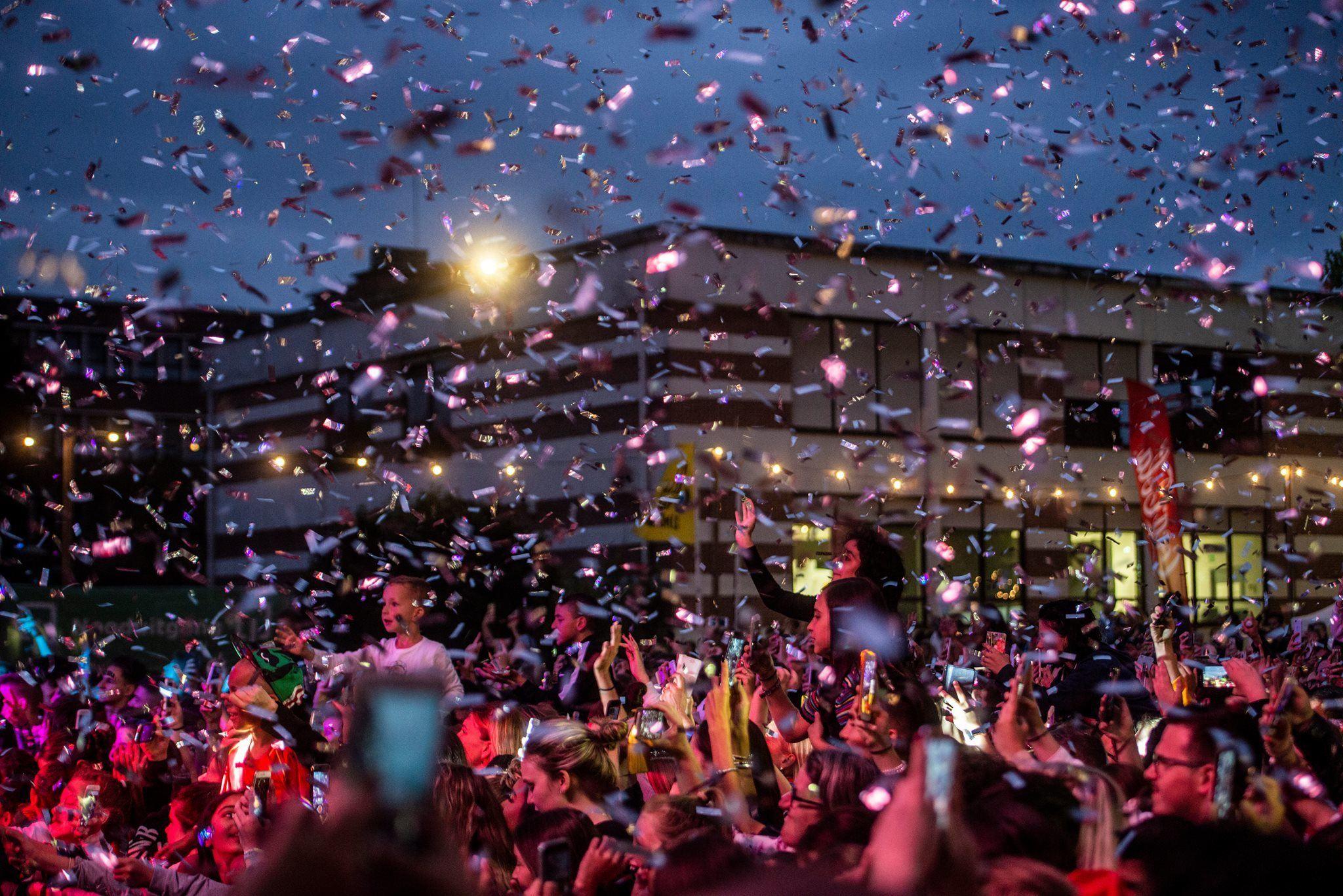 Festivals in Belgium