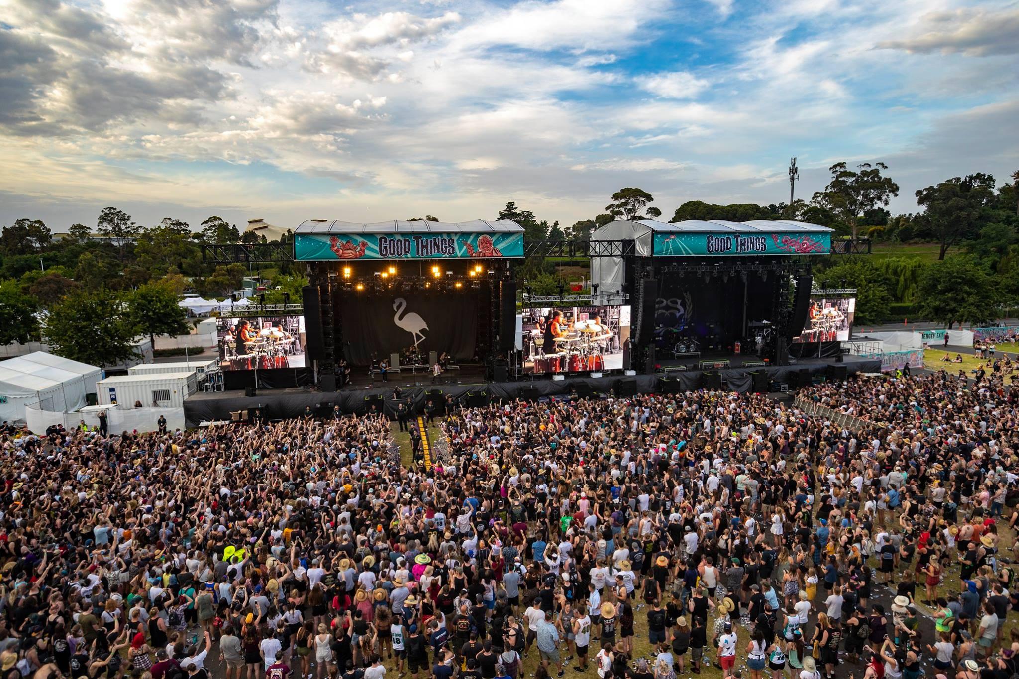 Best Music Festivals in Brisbane Queensland