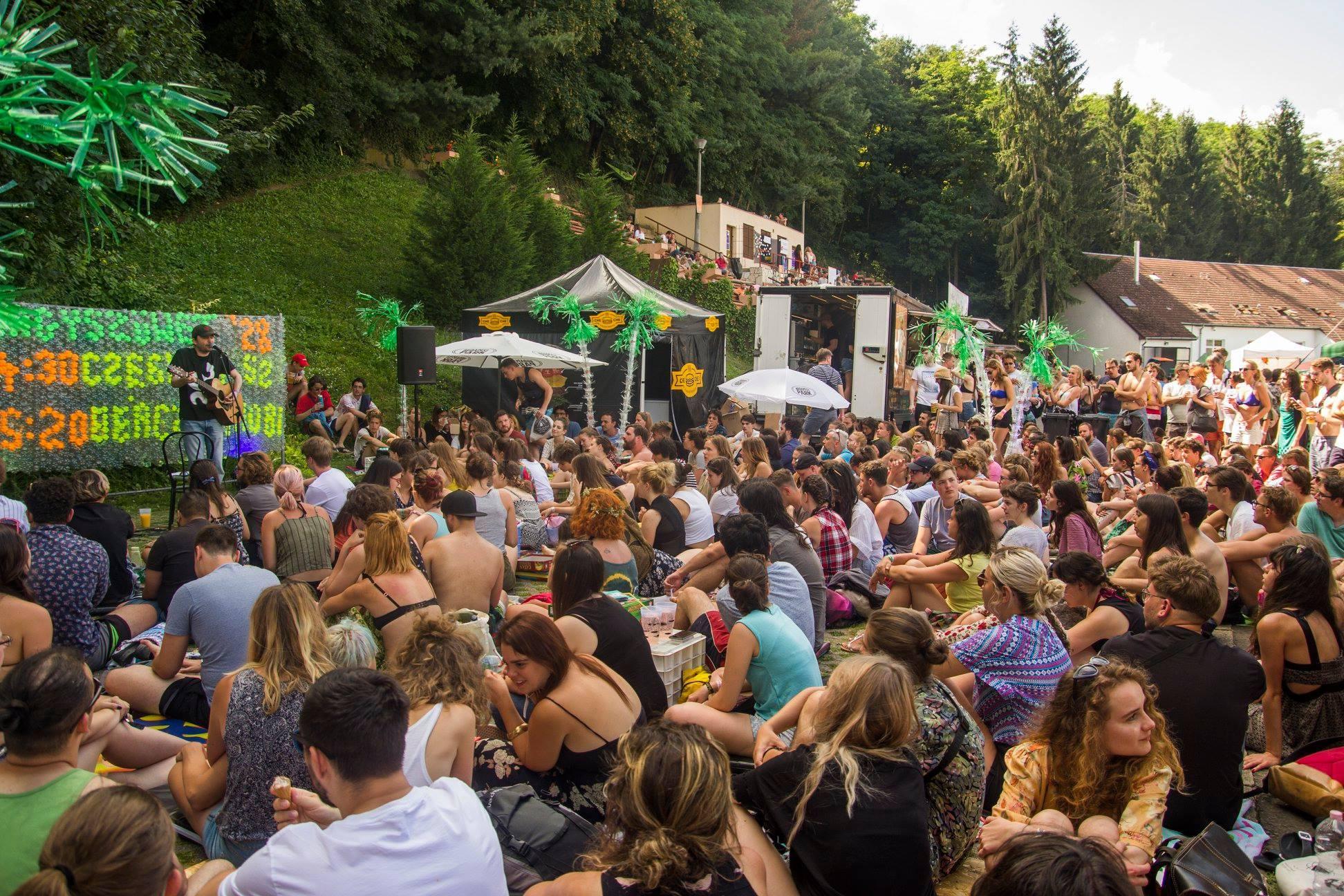 Music Festivals in Hungary 2019