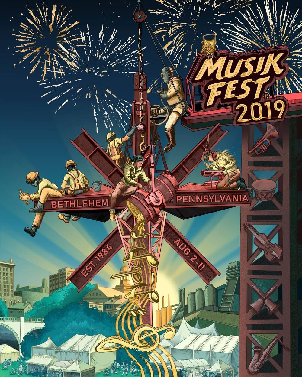 Music Festivals in Pennsylvania