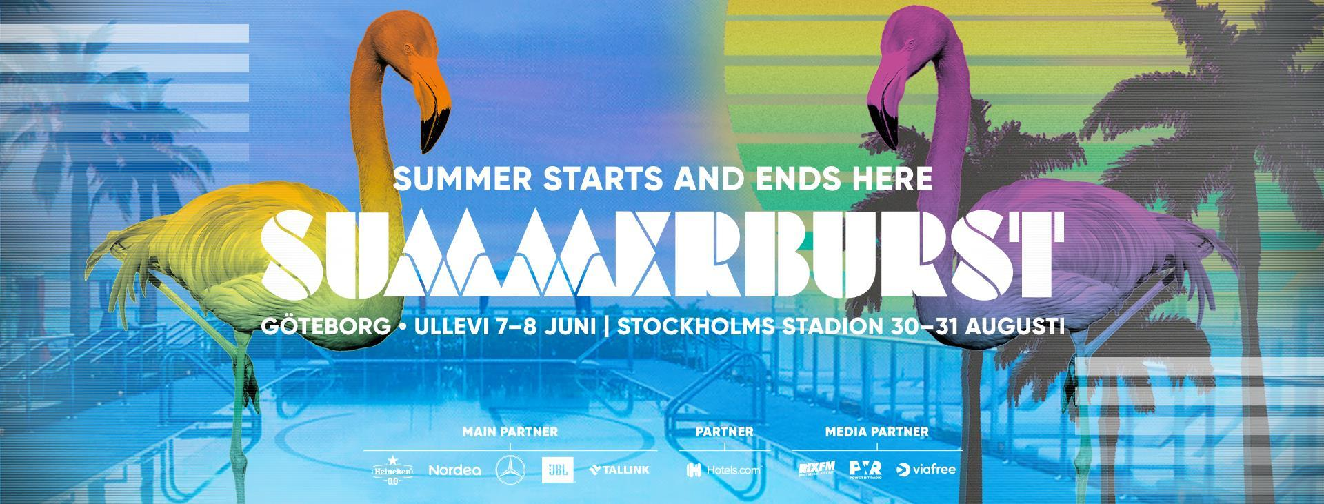 Swedish Music Festivals 2019