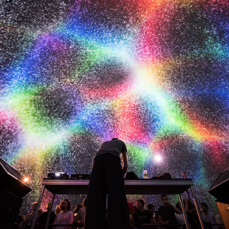 Mutek Music Festival - Canada Festivals 2020.