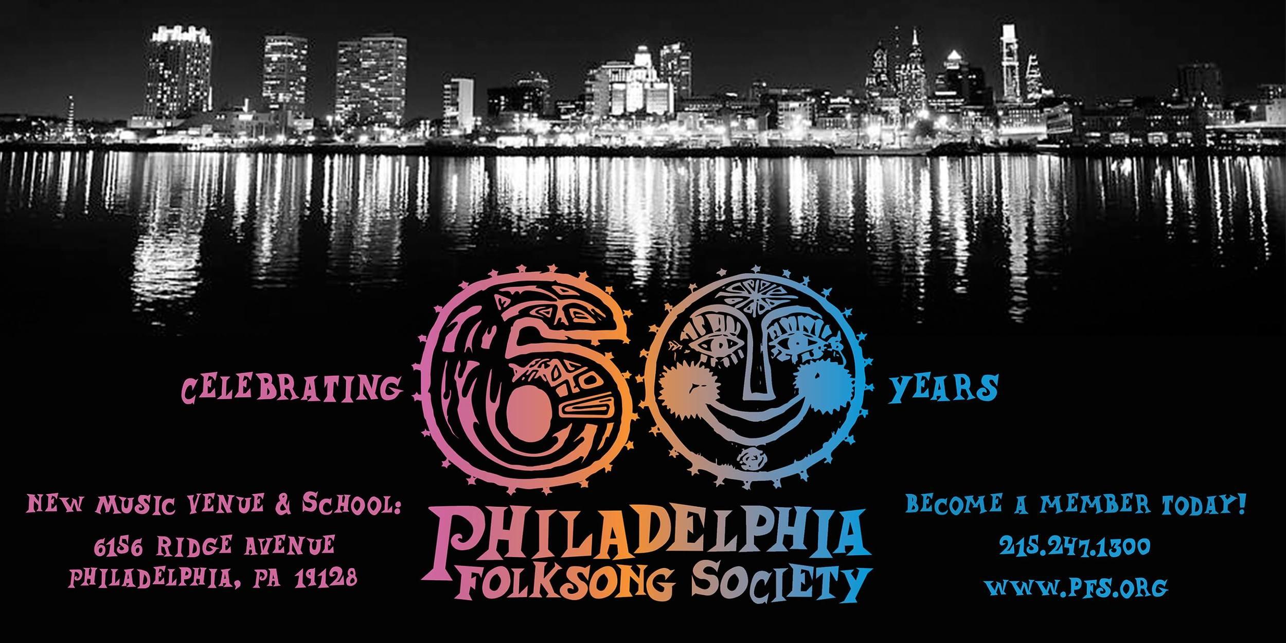 Philadelphia Folk Society Music Festival 2019