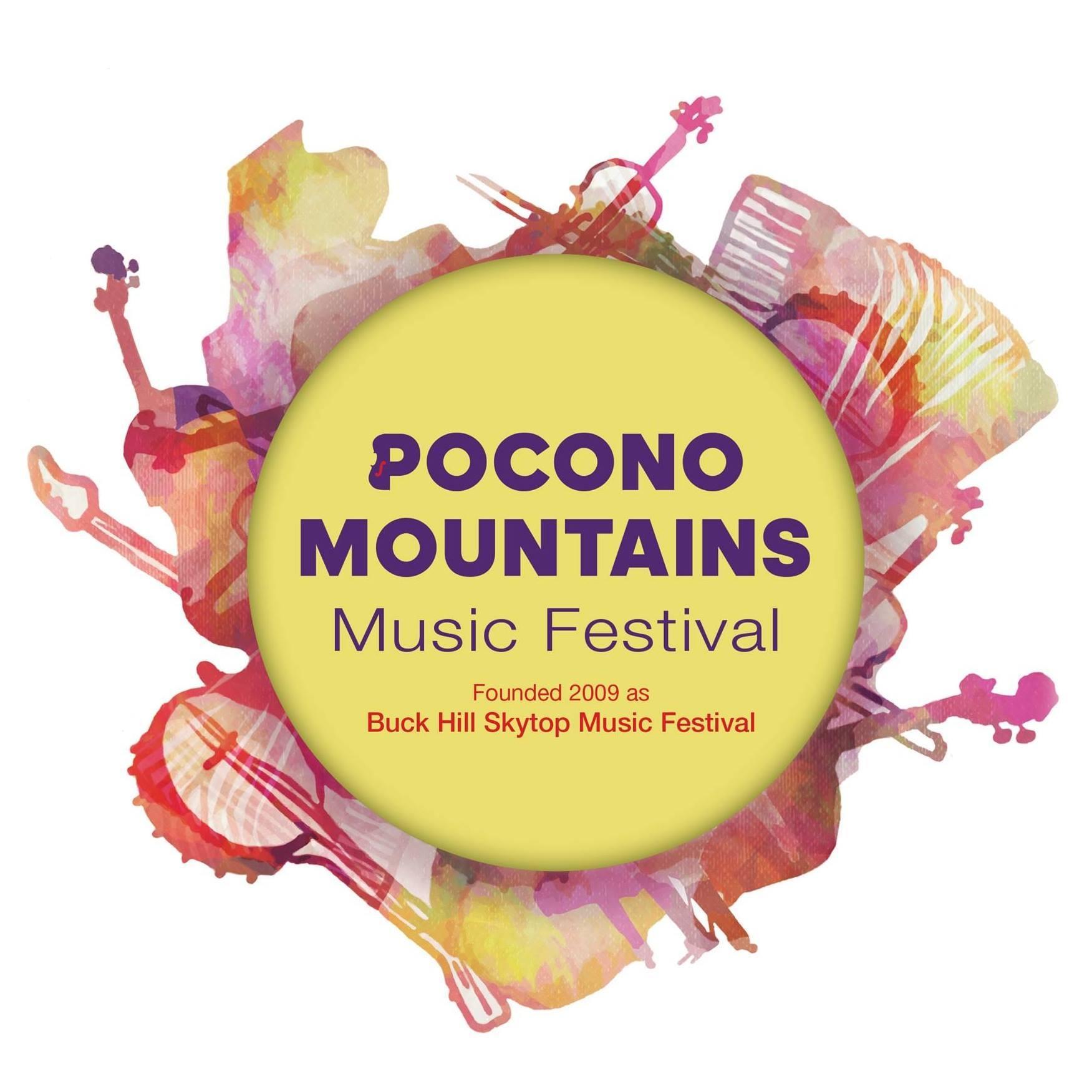 Pocono PA Music Festivals 2019