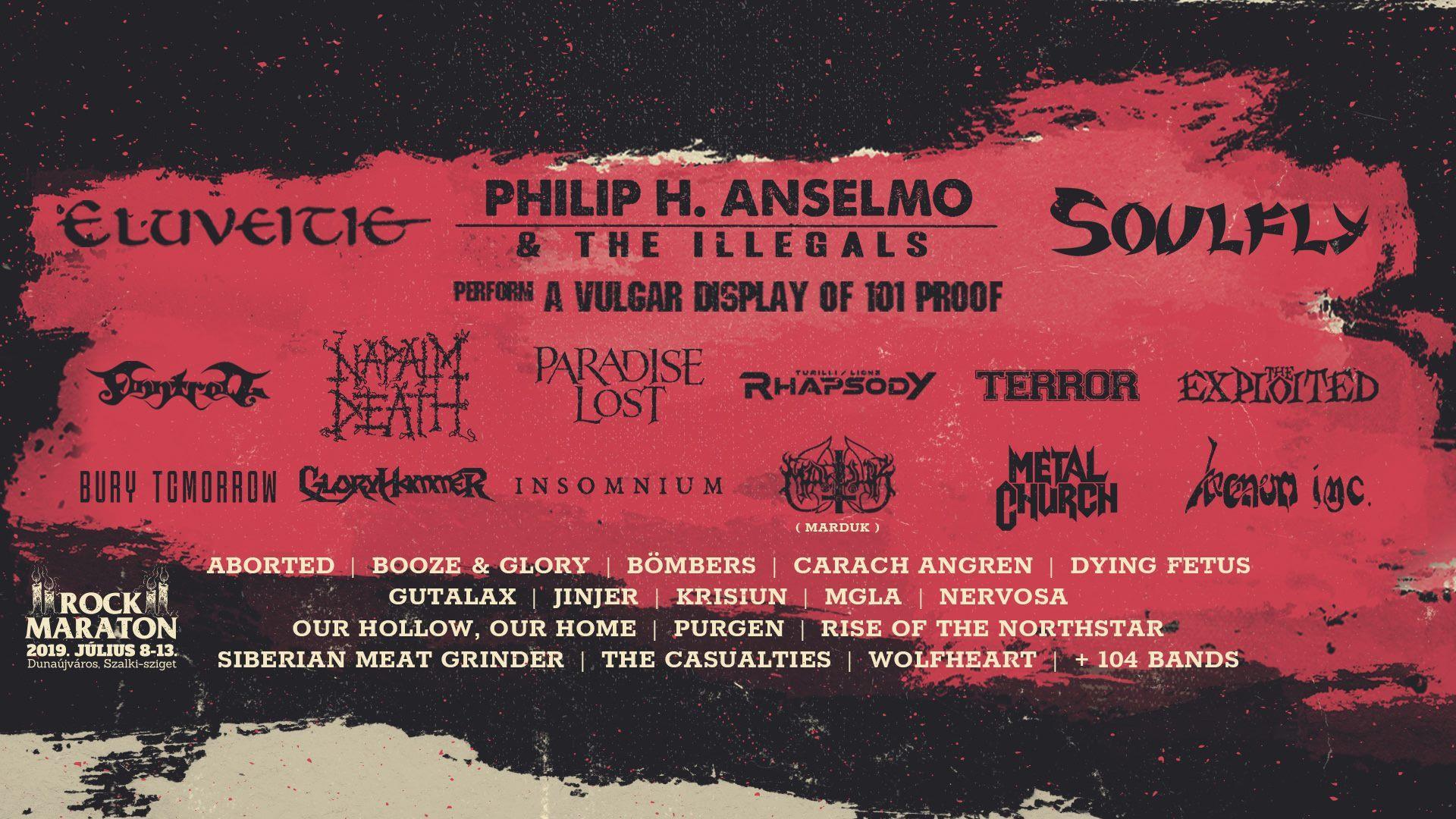 Biggest Rock Festivals in Budapest