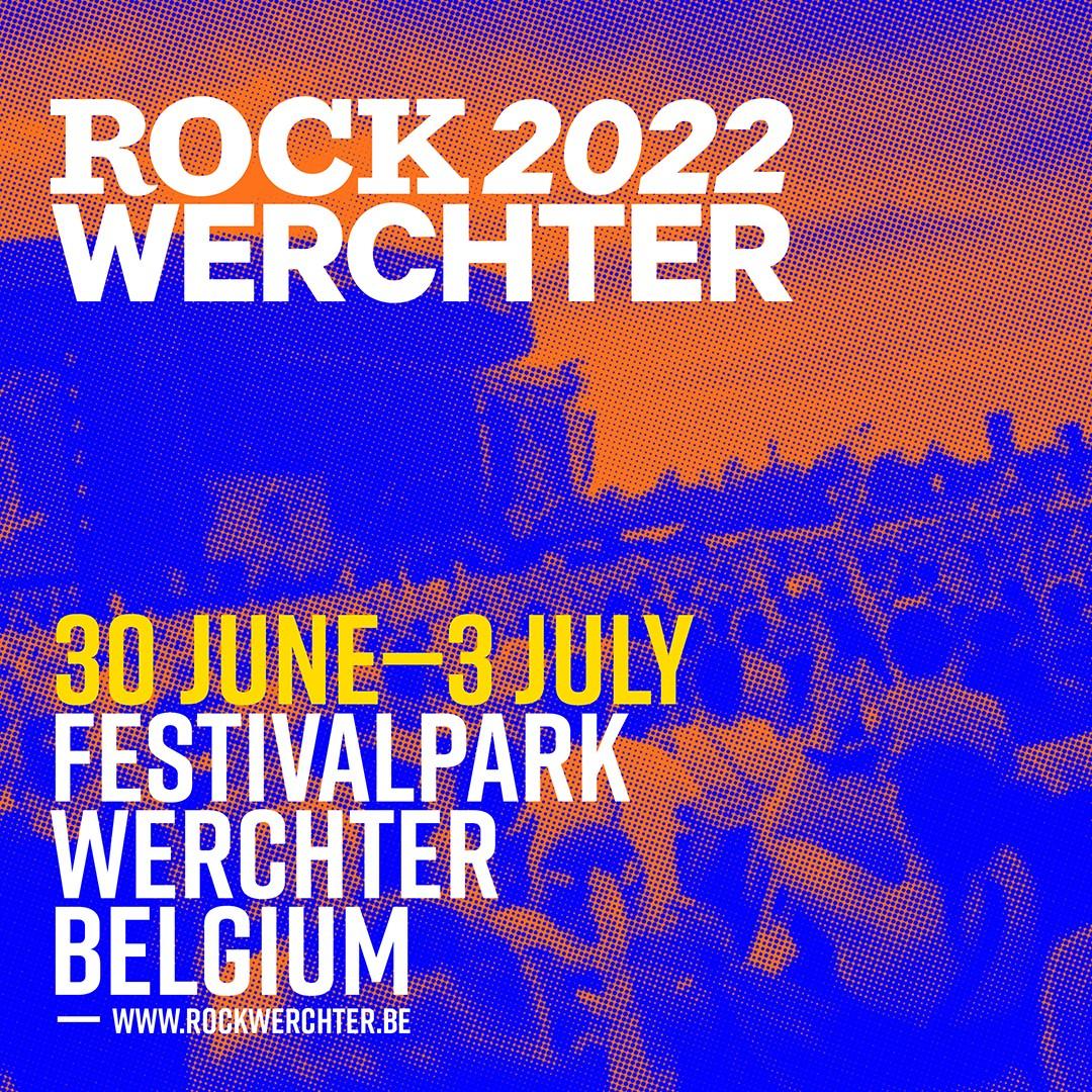 Rock Werchter Festival Belgium July 2022