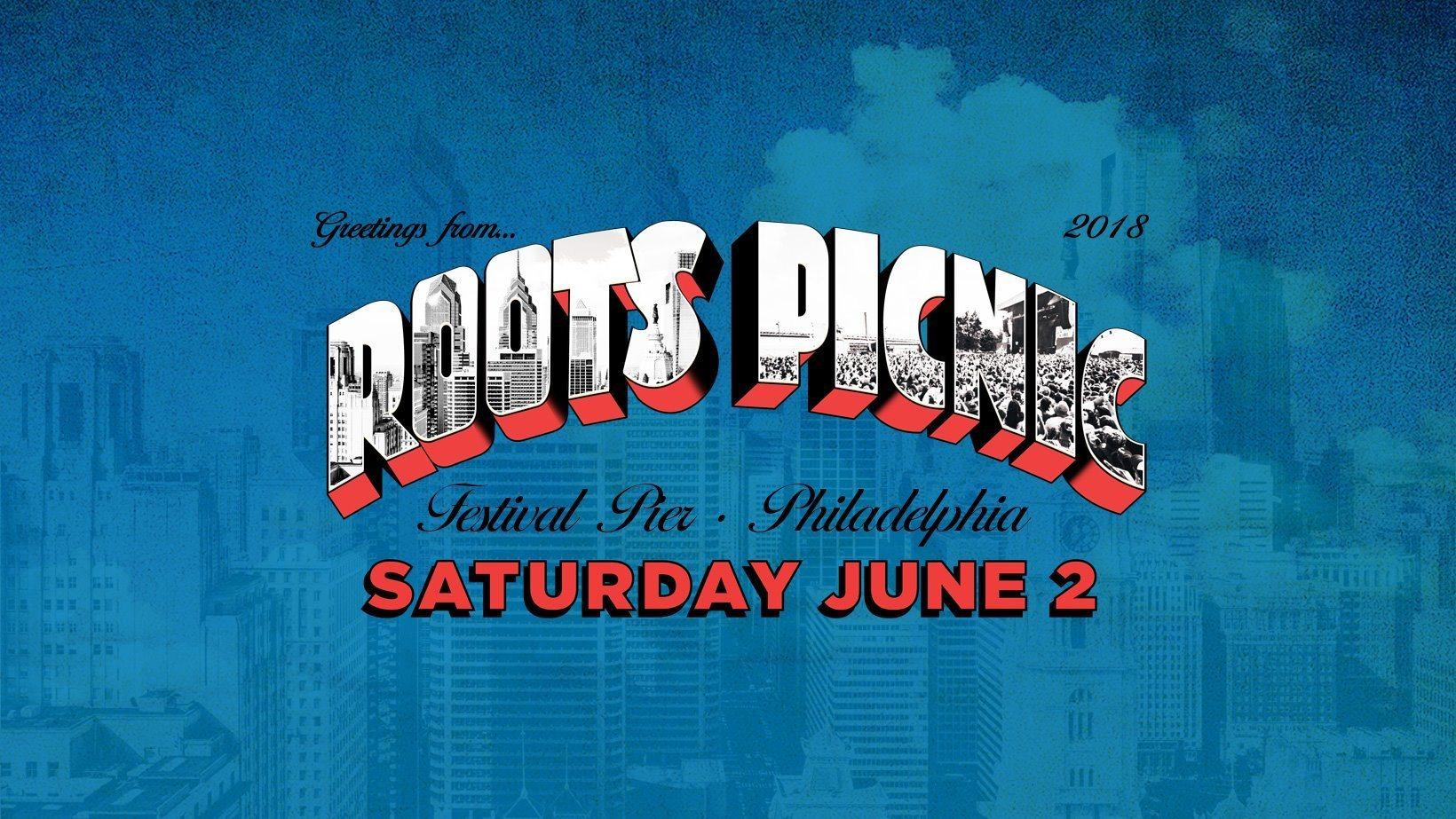 Roots picnic Philadelphia 2019
