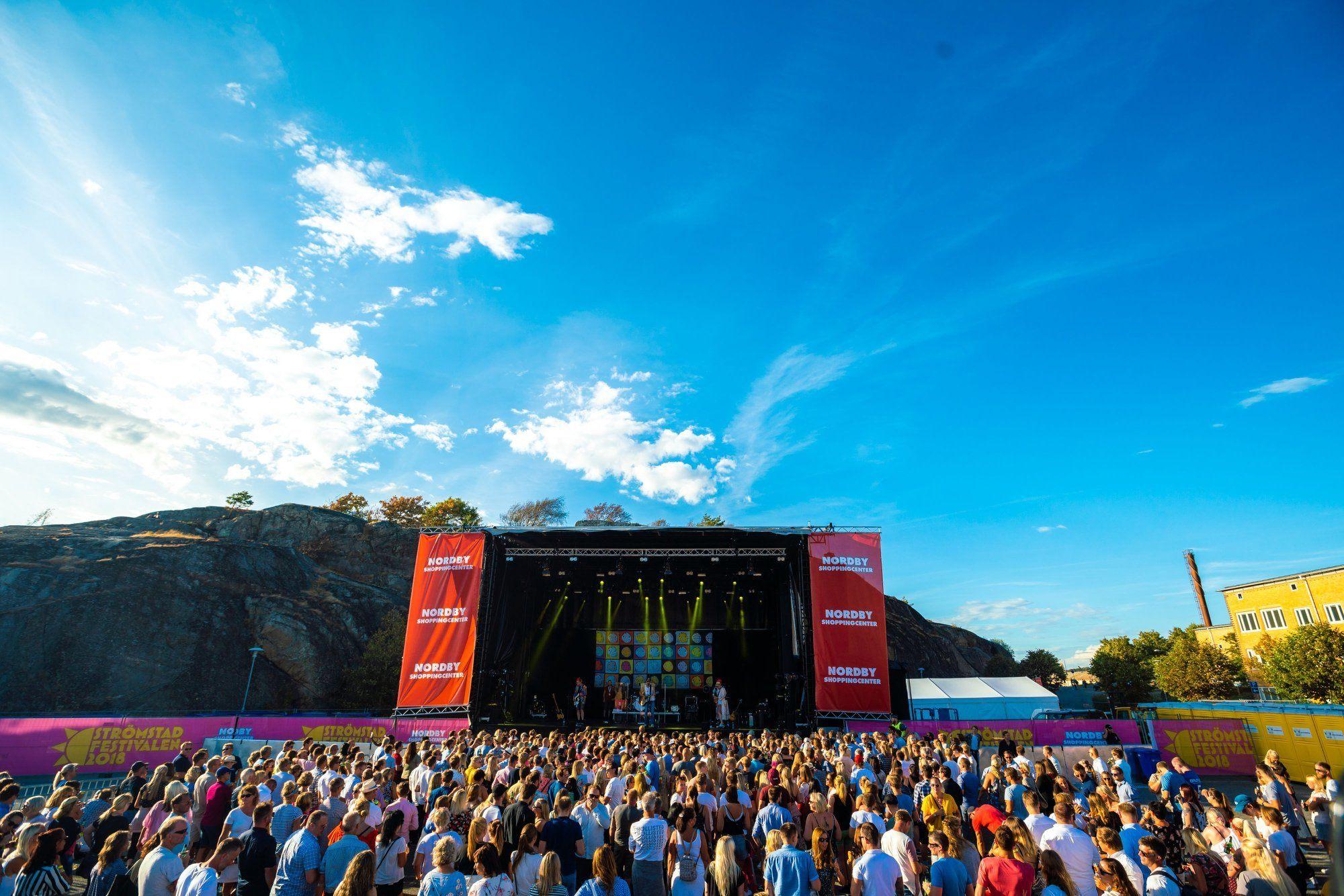 Music Festivals in Sweden