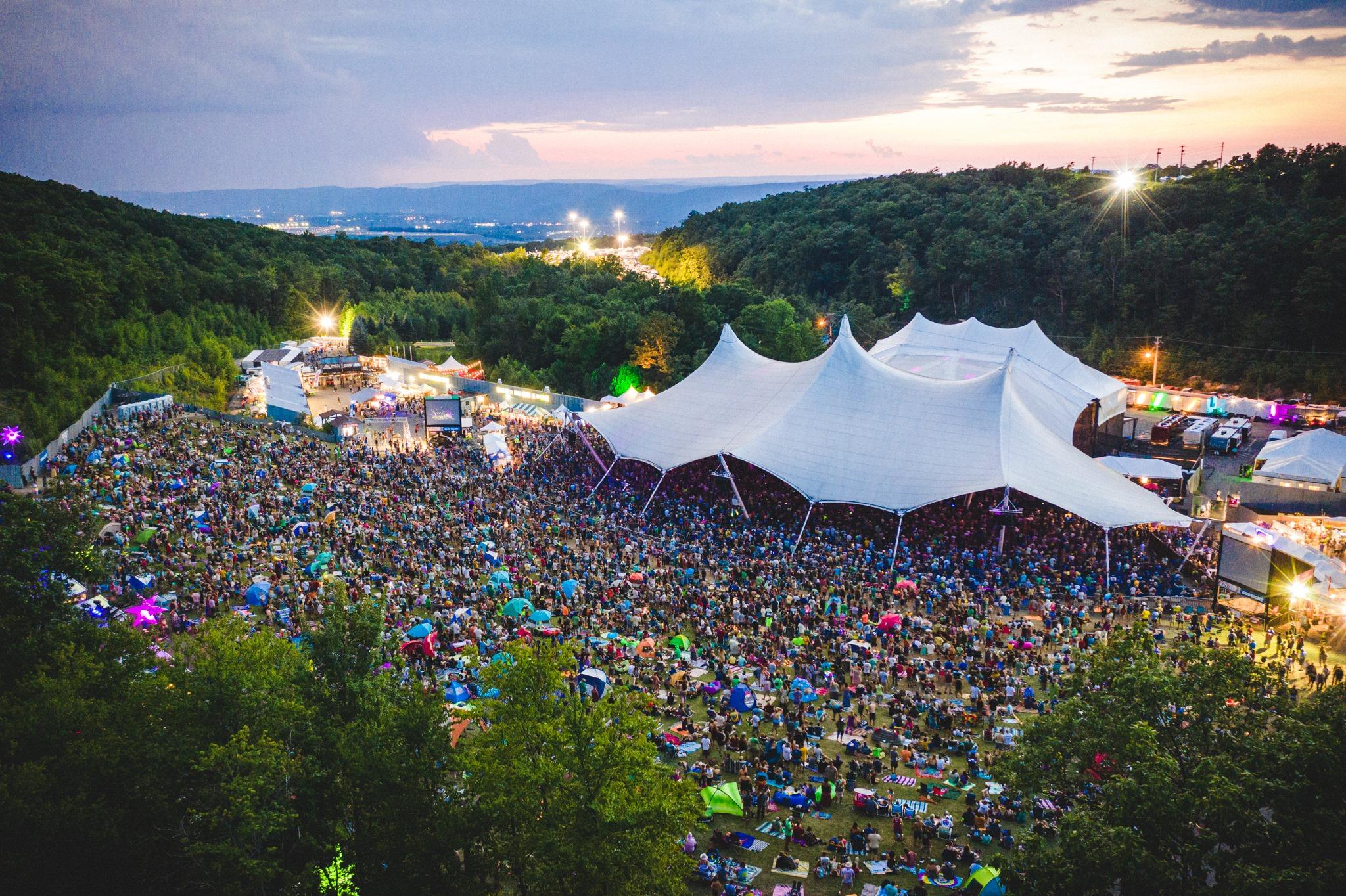 The Peach Music Festival PA 2022