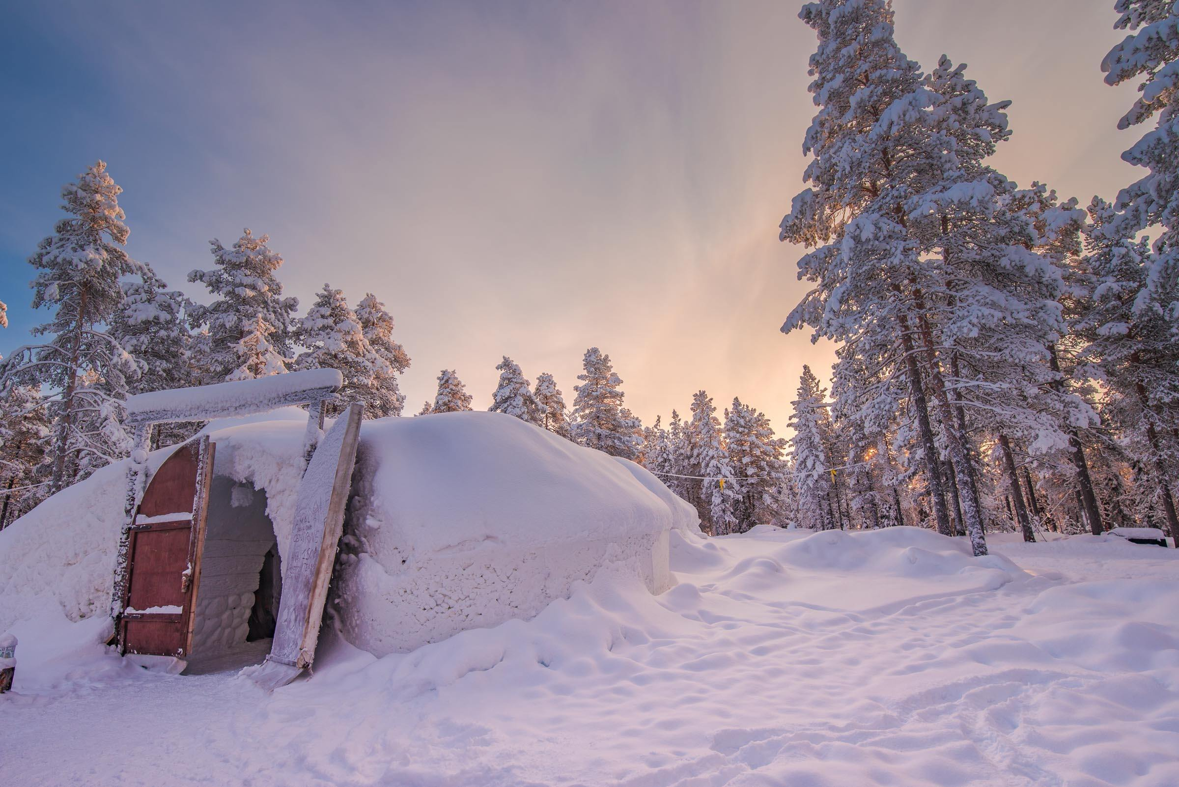 Torassieppi, Ice Hotel Bar Finland
