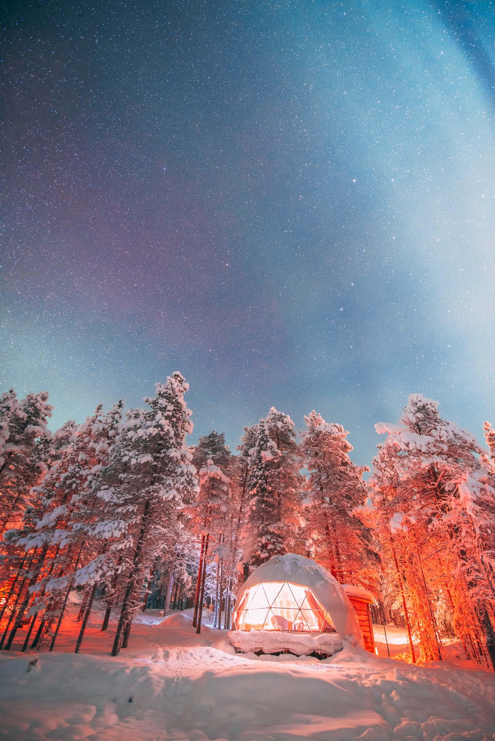 Torassieppi Reindeer Farm and Cottages