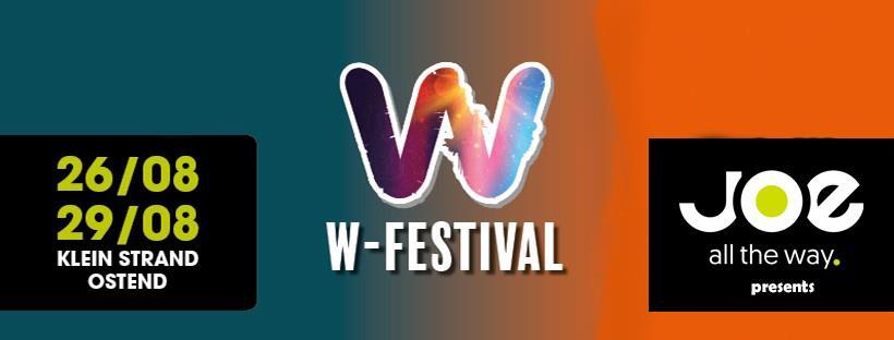 W Festival Belgium August 2021