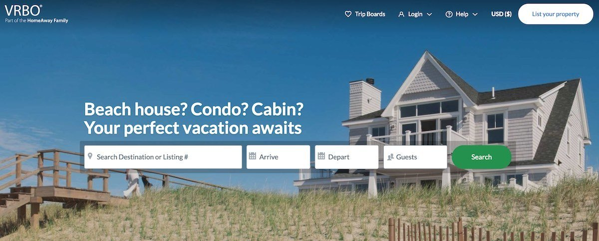 Apartment Booking Sites Like Airbnb