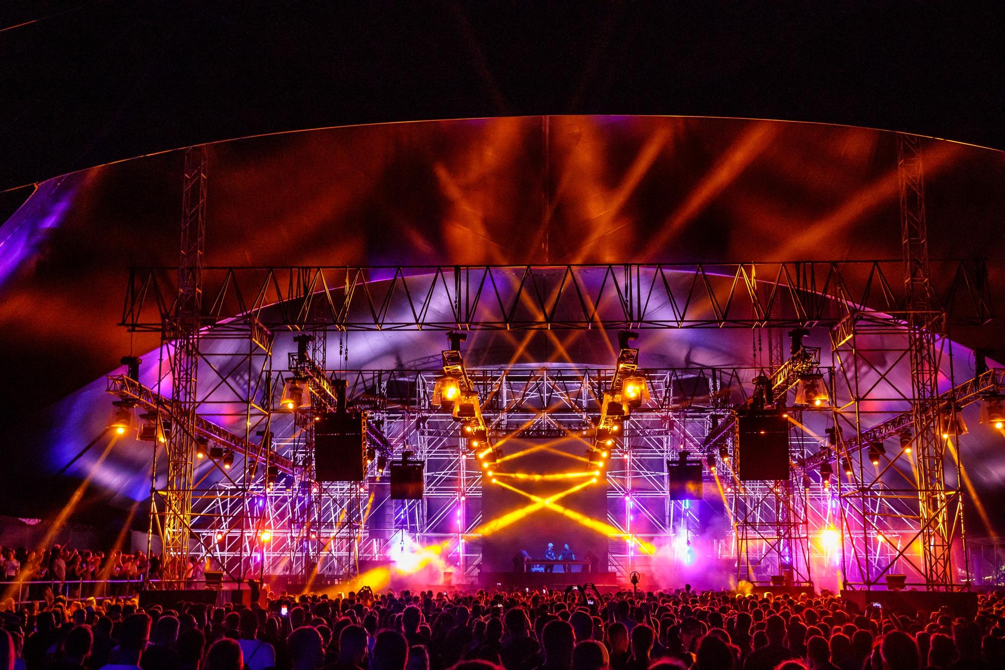 B My Lake Techno Festival Europe 2022