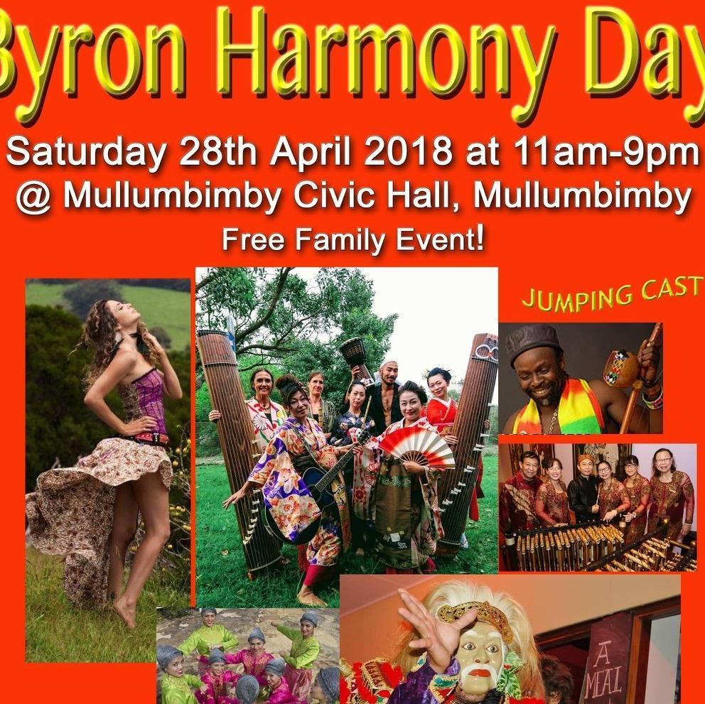 Byron Bay Harmony Day Festival 2019