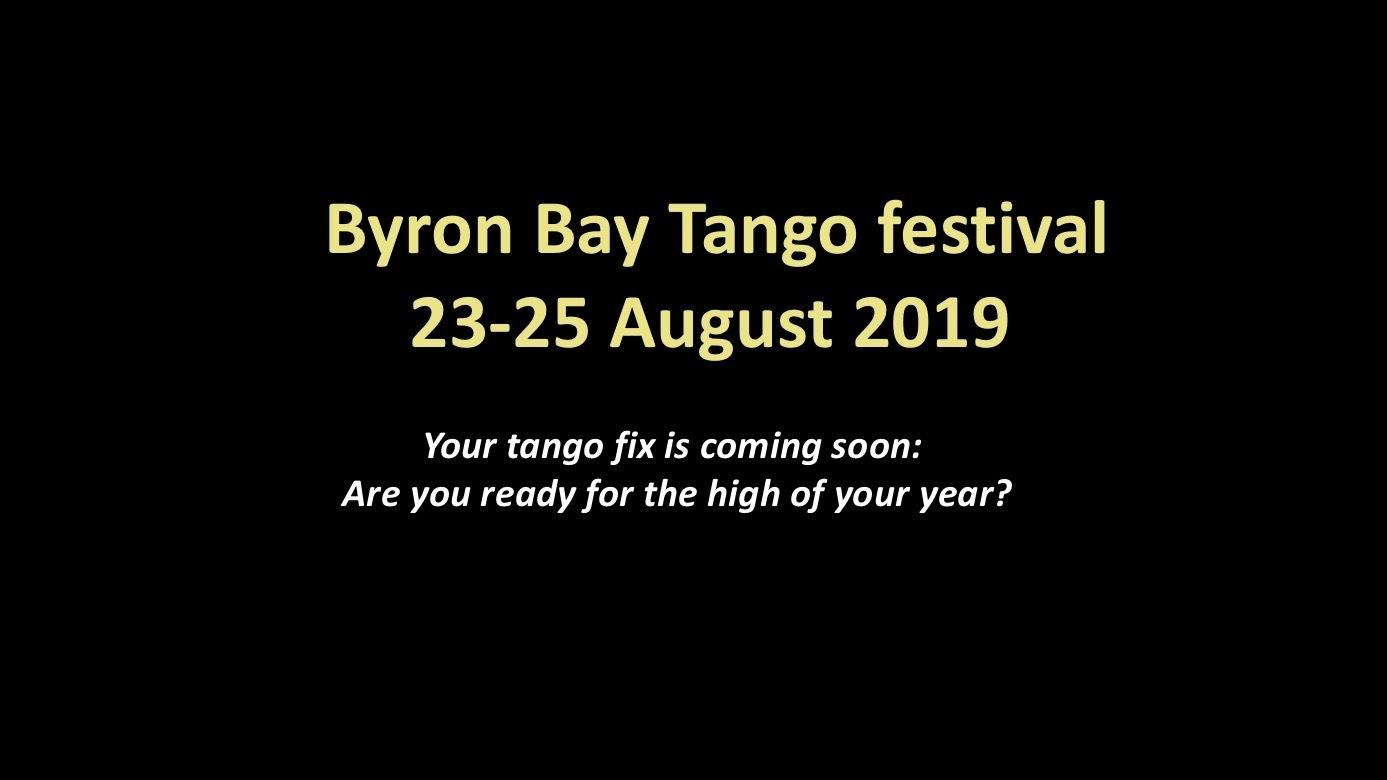 Byron Bay Tanbgo Festival
