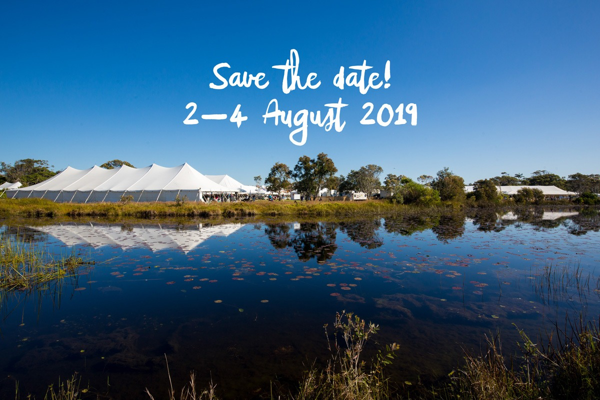 Byron Writer's Festival 2019